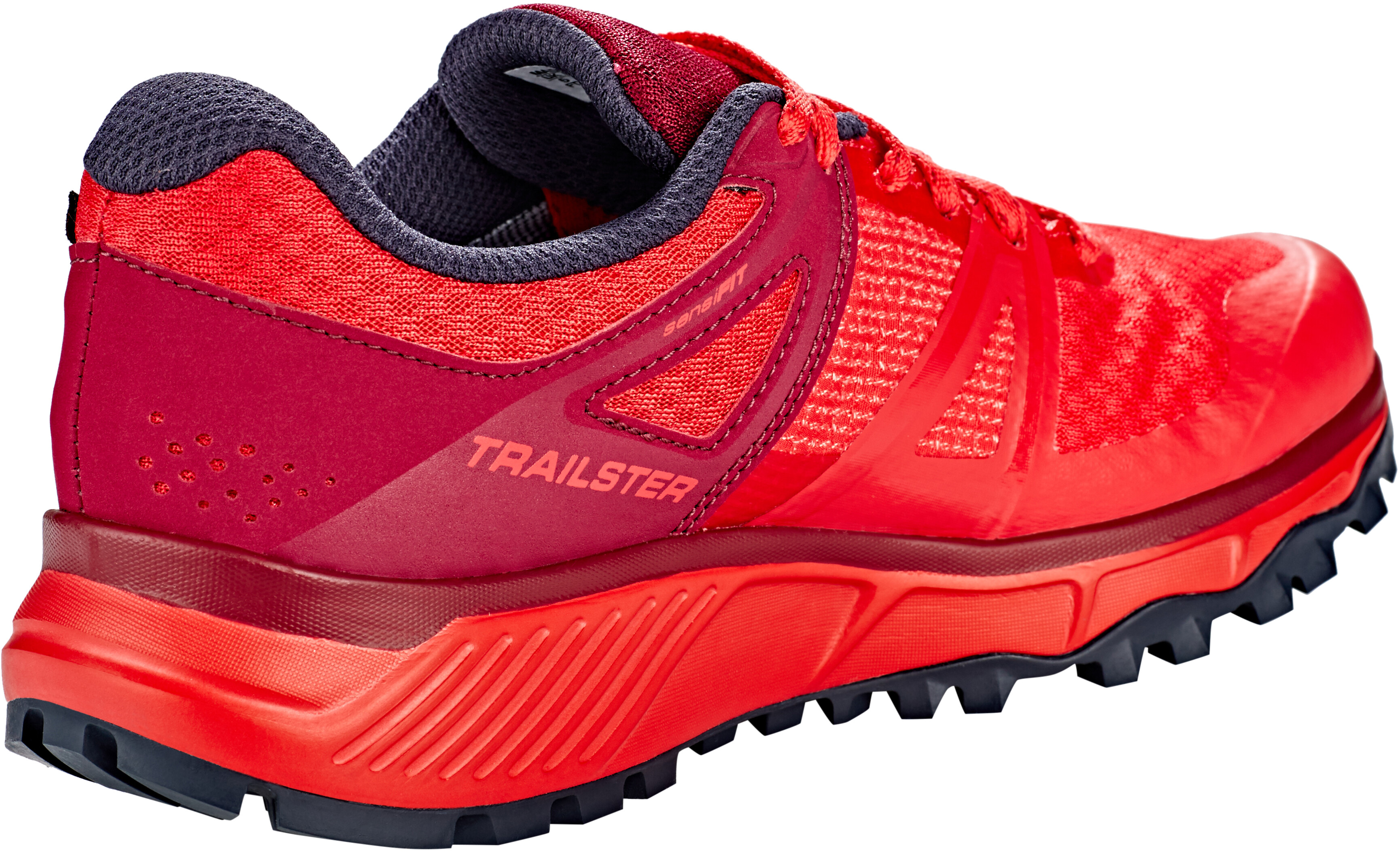 check out 2707e b4e0f Salomon Trailster GTX - Chaussures running Femme - rouge